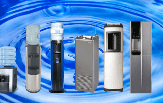 Living-Water Mains Water Coolers