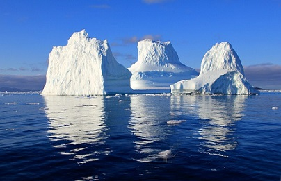 Can Icebergs Be Used to Source Fresh Water?