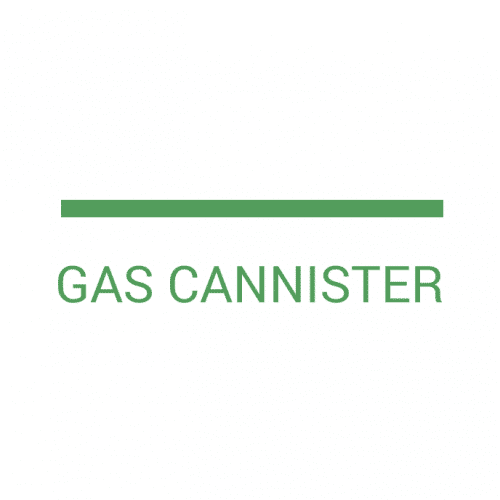 Gas Canister - Carbonated Sport Mains Fed Cooler