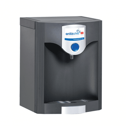 Countertop Anthracite Arctic Chill Mains Fed Water Cooler