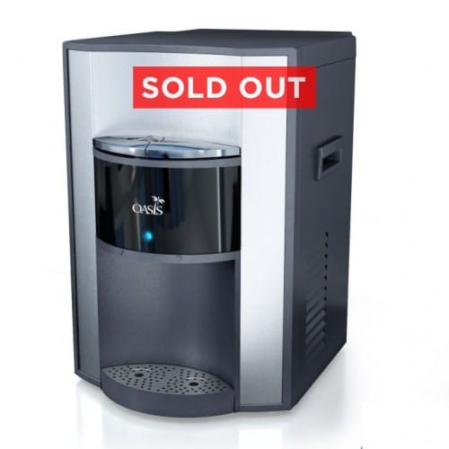 Countertop Onyx Mains Fed Water Cooler