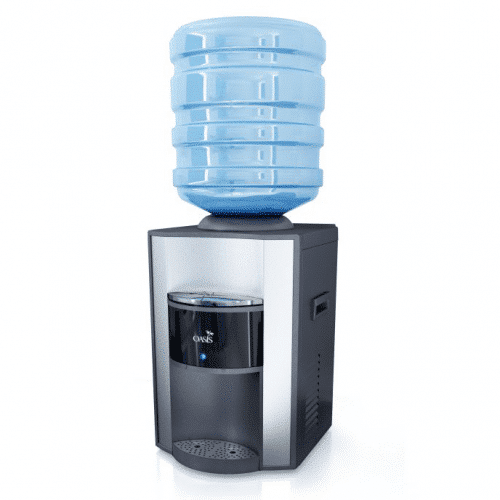 Countertop Onxy Bottled Water Cooler