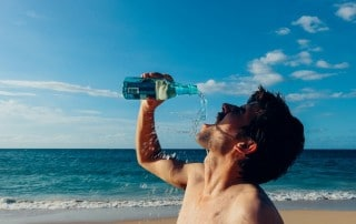 Dehydration Can Cause Allergies