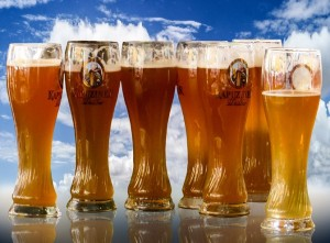 Would You Drink Beer Made from Rainwater?