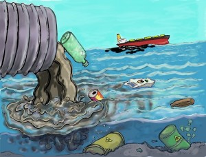 What are the Main Types of Water Pollution?