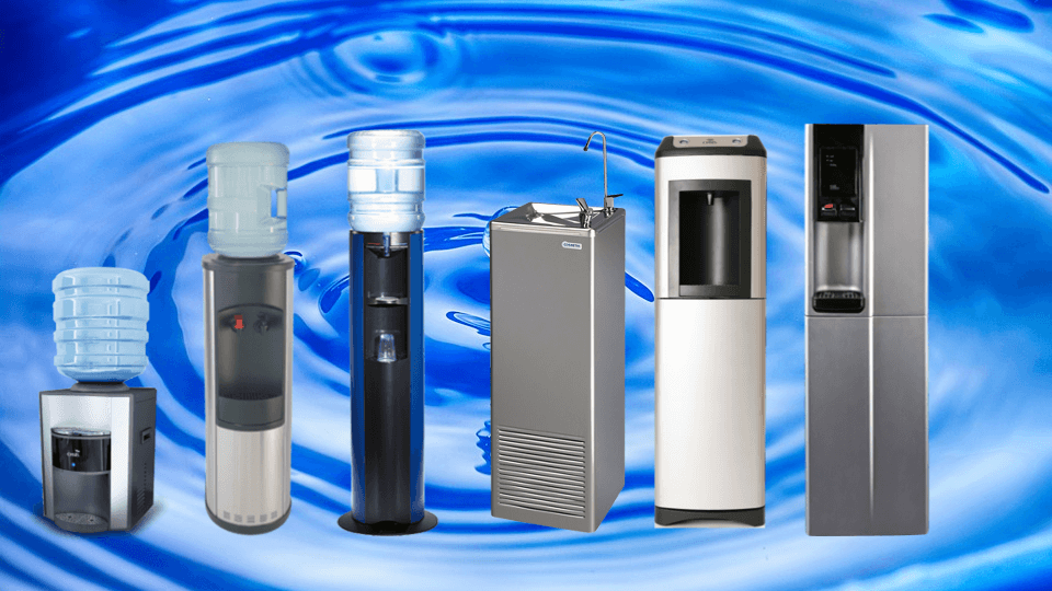 What is the Difference between a Water Cooler and a Water Dispenser?