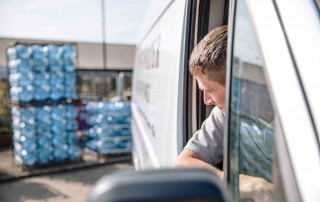 Bottled Water Services and Delivery