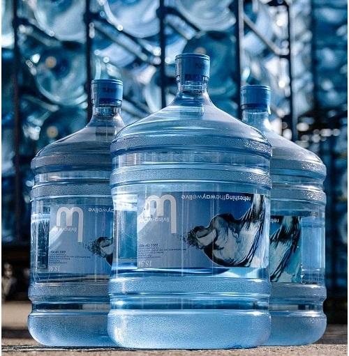 19.5 water bottles