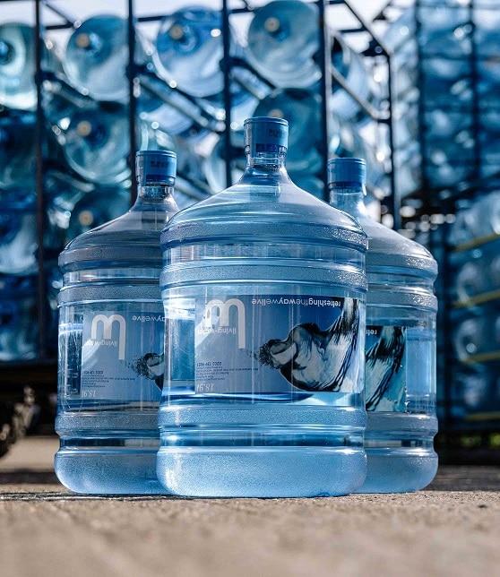 18.9 Litre Water Bottles